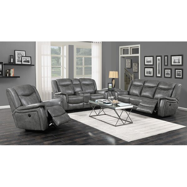 Great Sale Nickelson Motion Reclining Loveseat by Red Barrel Studio by Red Barrel Studio