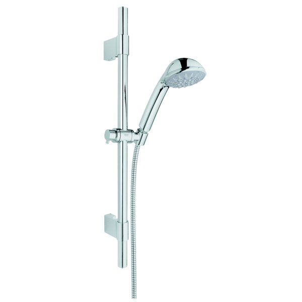 Relexa Multi Function Handheld Shower Head With Speed Clean Technology By GROHE