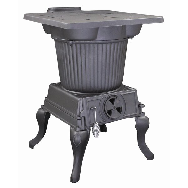 Rancher 1,000 sq. ft. Direct Vent Coal Stove by Vogelzang