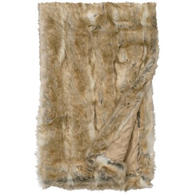 BOON Throw & Blanket Tie Dye Double Sided Faux Fur Throw Blanket ...