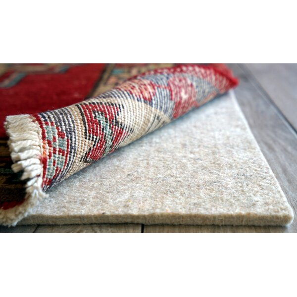 Eco Plush 0.25 Felt Area Rug Pad by RugPadUSA
