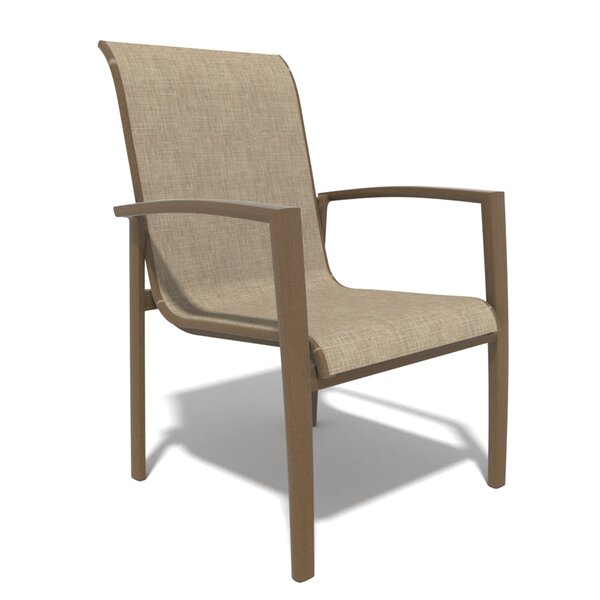 Soho Sling Patio Dining Chair (Set of 4) by Winston