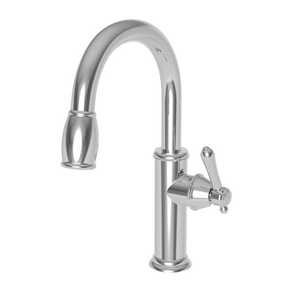 Chesterfield Pull Down Bar Faucet By Newport Brass