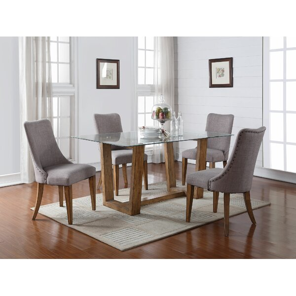 Forestville 5 Piece Dining Set by Darby Home Co