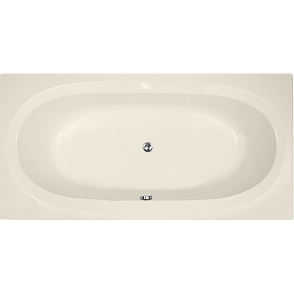 Designer Caribe 72 x 36 Soaking Bathtub by Hydro Systems