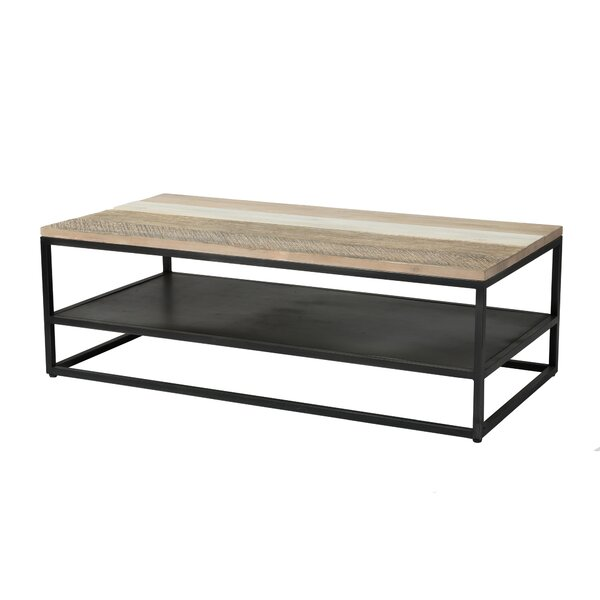 Landon Coffee Table with Tray Top by Gracie Oaks