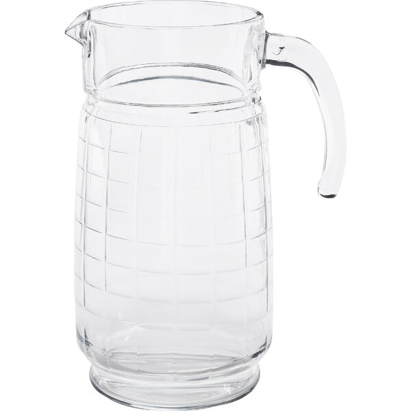 Arcadia 64 Oz. Pitcher by Winston Porter