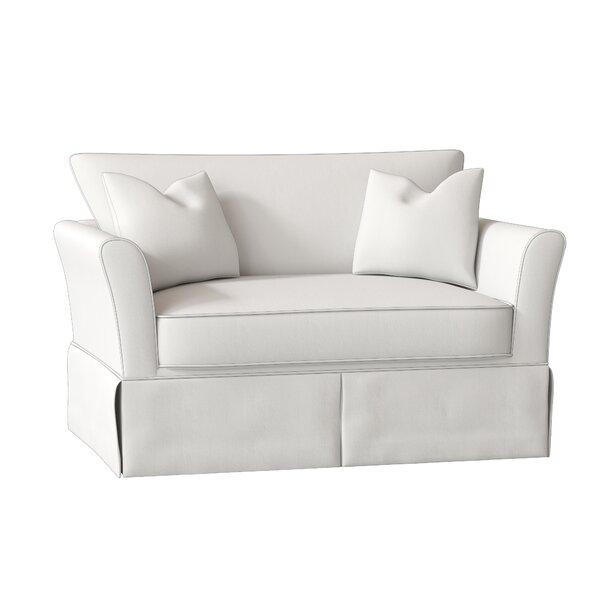 Shelby Chair and a Half by Wayfair Custom Upholstery Wayfair Custom Upholstery™