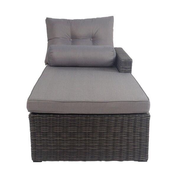 Anu?a Chaise Lounge with Cushion
