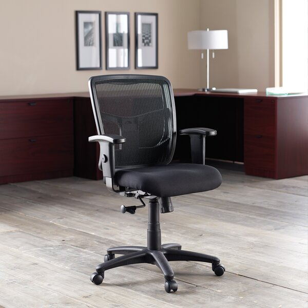 Argelis Black Mesh Task Chair