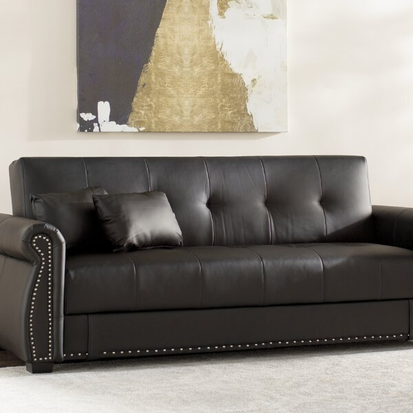 Port Townsend Convertible Sofa by Red Barrel Studio