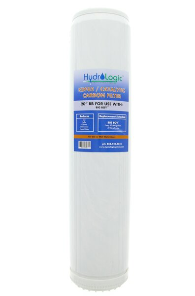 Bigboy Replacement Carbon Filter By Hydrologic.