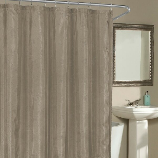 Birch Creek Shower Curtain by Red Barrel Studio