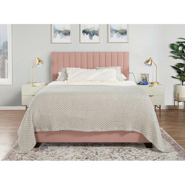 Namboodri Upholstered Standard Bed by Brayden Studio