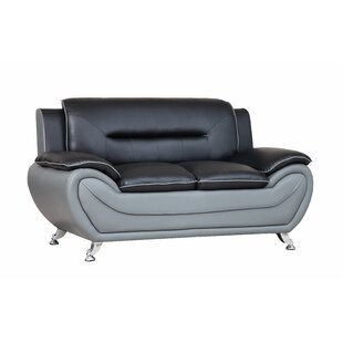 3 Piece Faux Leather Living Room Set (Set of 3) by Ivy Bronx