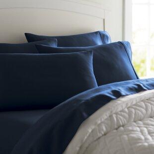 Navy Blue Sheets | Wayfair