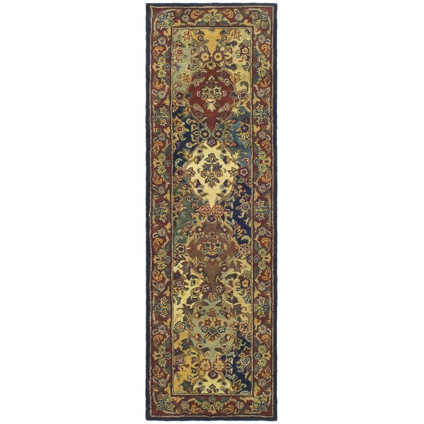 Costilla Wool Hand Tufted Area Rug by Astoria Grand