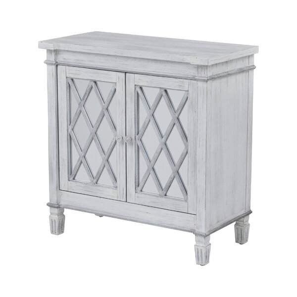 Carlyle Muntin 2 Door Accent Cabinet by Ophelia & Co. Ophelia & Co.