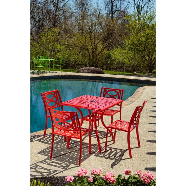 Mckinley 5 Piece Seating Group by Ivy Bronx