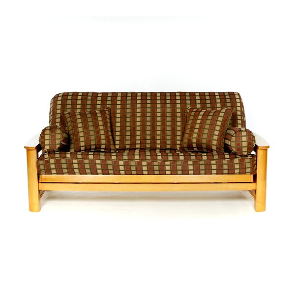 Stetson Box Cushion Futon Slipcover by Lifestyle Covers
