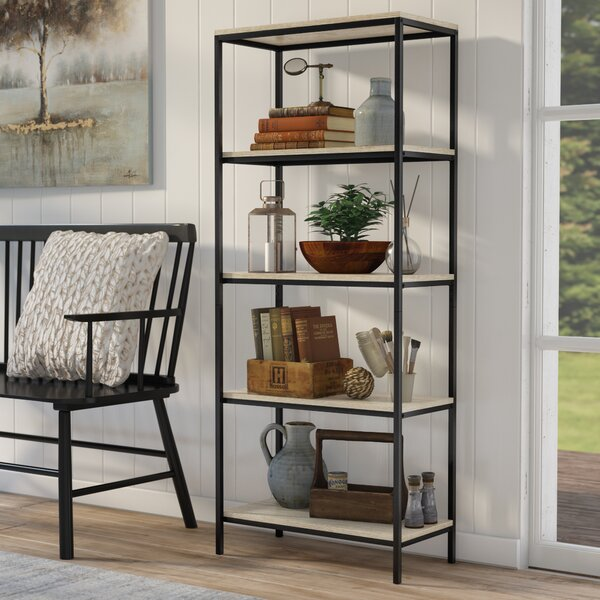 Laurel Foundry Modern Farmhouse Ermont Etagere Bookcase