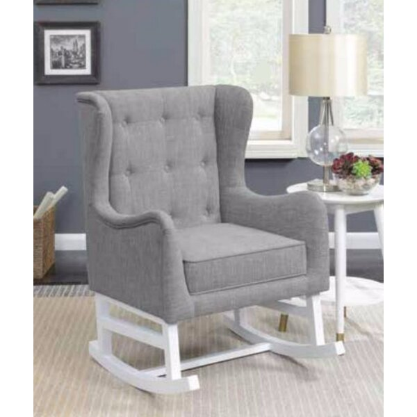 Tamela Rocking Chair By Canora Grey