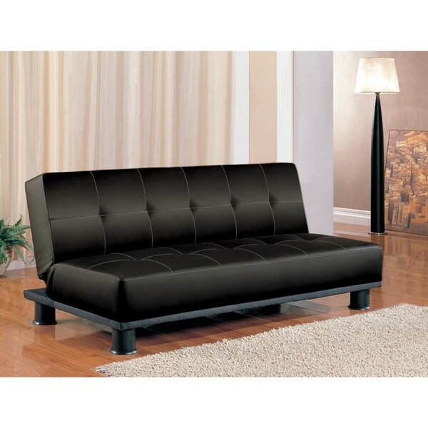 Douros Luxurious Armless Convertible Sofa by Latitude Run