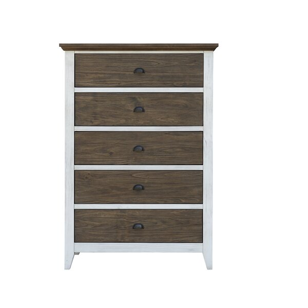 Tuscany Hill 5 Drawer Chest by Gracie Oaks