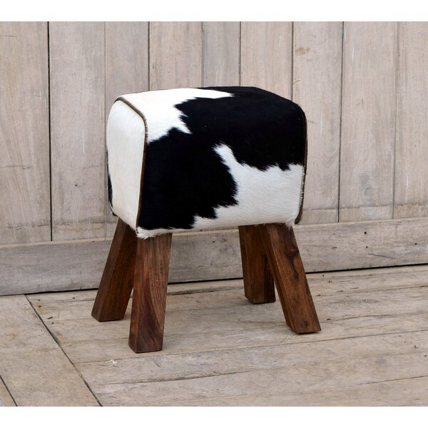 Malpass Accent Stool by Union Rustic