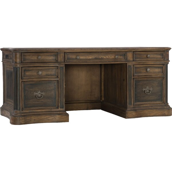 Hill Country  Executive Desk