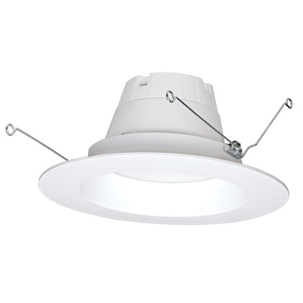 6 LED Retrofit Downlight by Satco