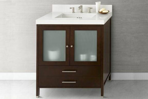 Juno 31 Single Bathroom Vanity Set by Ronbow
