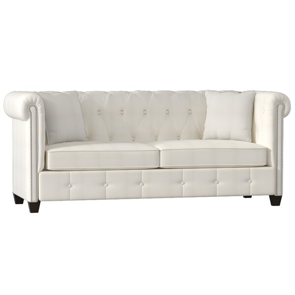 Josephine Chesterfield Sofa by Wayfair Custom Upholstery™