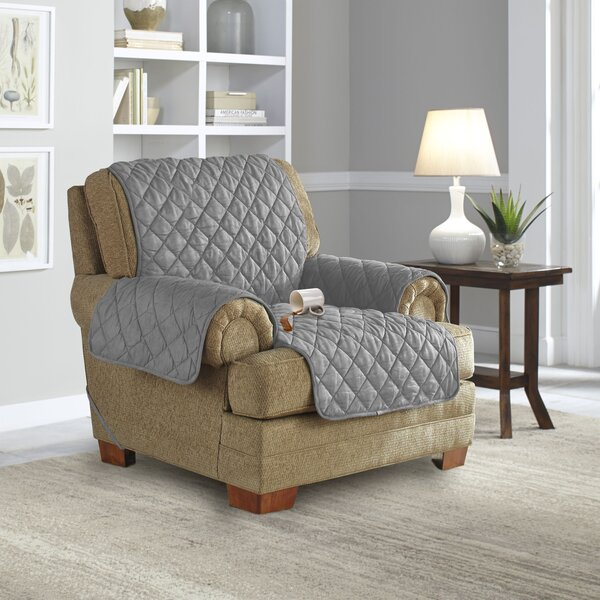 Review NeverWet Ultimate Waterproof Box Cushion Armchair Slipcover