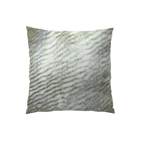 Alaskan Hawk Handmade Throw Pillow by Plutus Brands