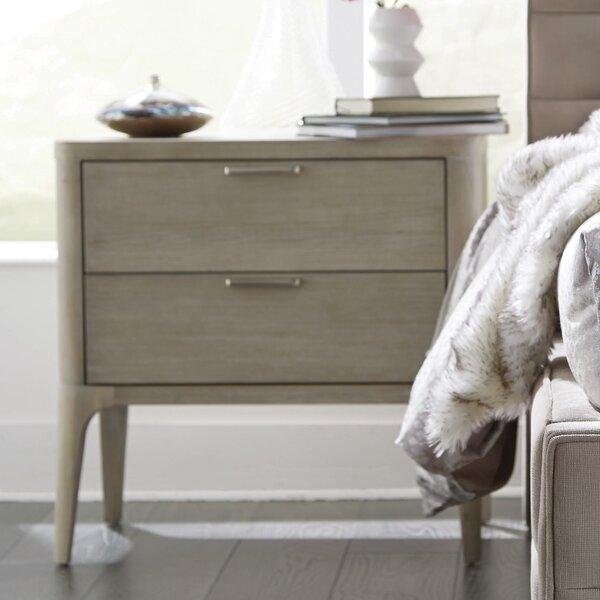 Anadarko 2 Drawer Nightstand by Modern Rustic Interiors