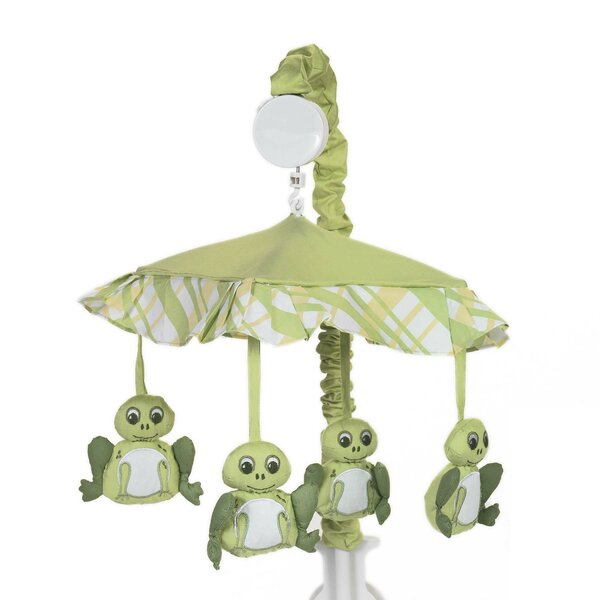 Leap Frog Musical Mobile by Sweet Jojo Designs