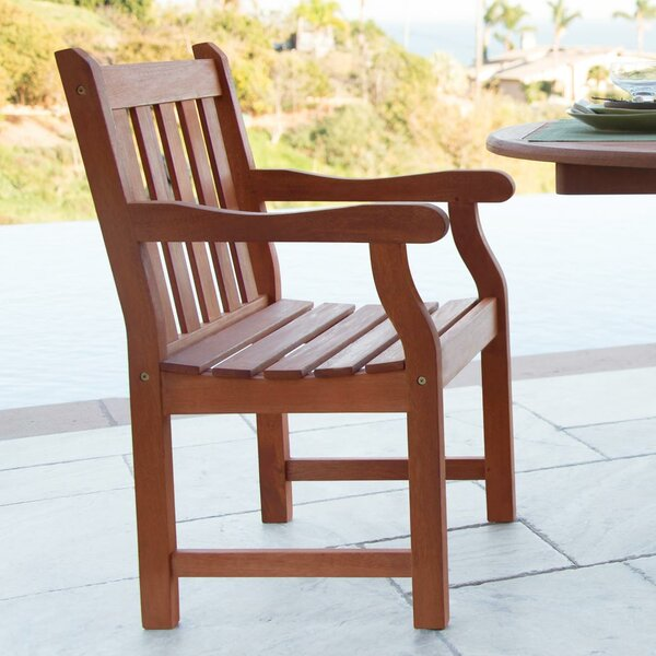 Henley Patio Dining Chair by Vifah