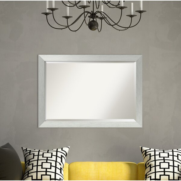 Rashud Oversize Accent Mirror by Orren Ellis