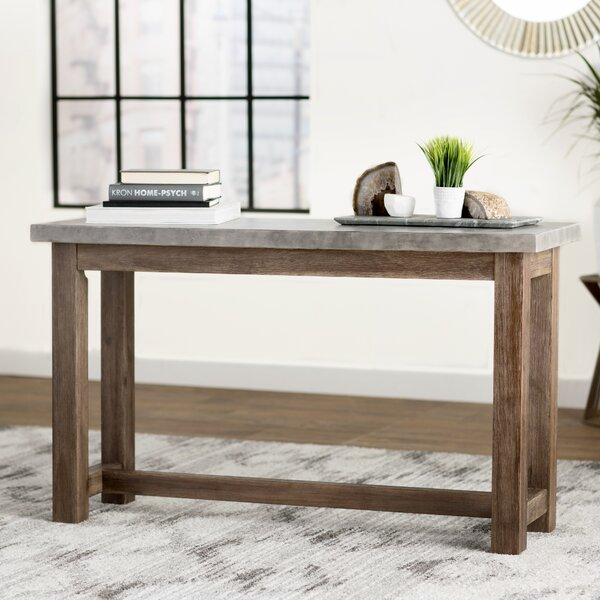 Discount Jameown Console Table