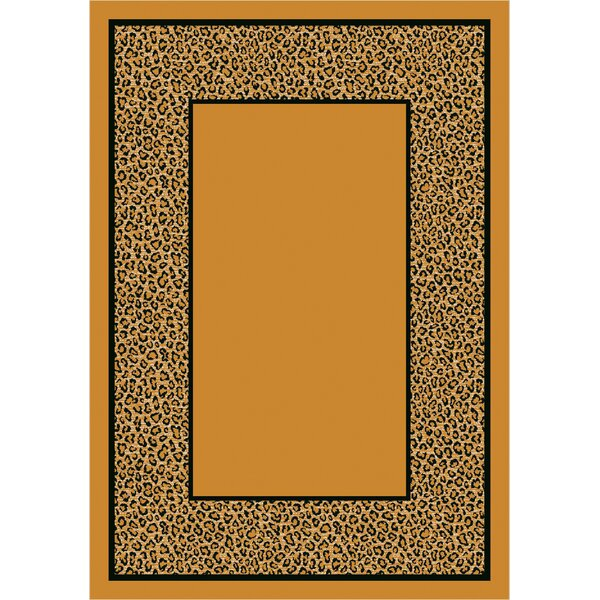 Design Center Light Leopard Asmora Area Rug by Milliken