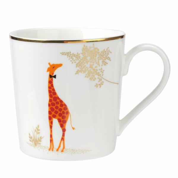 Genteel Giraffe Coffee Mug by Portmeirion