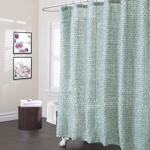 Orner Shower Curtain by Lark Manor
