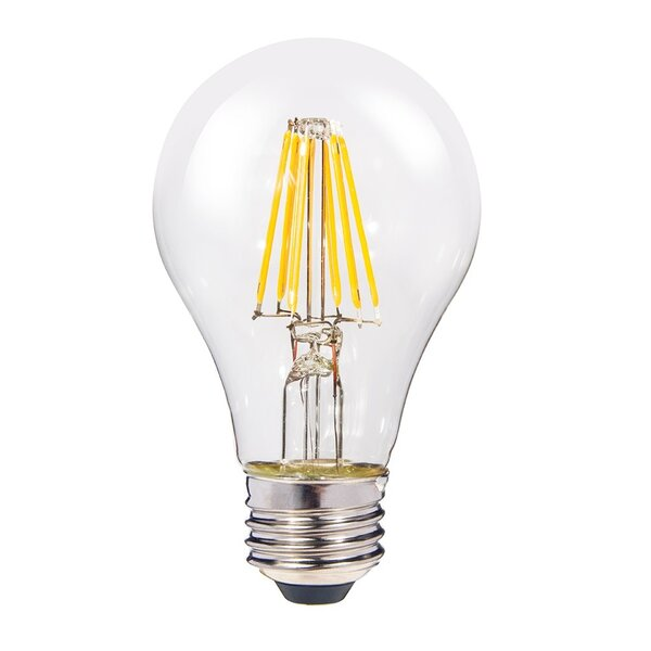 7W E26/Medium (Standard) LED Light Bulb (Set of 4) by Kauri