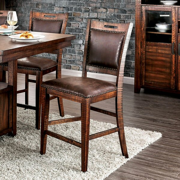 Grantham Upholstered Dining Chair (Set of 2) by Loon Peak