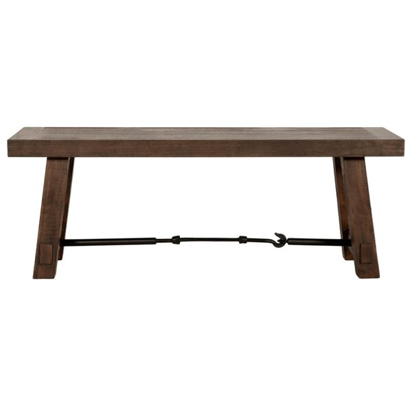 Axel Wooden Dining Bench by Foundry Select