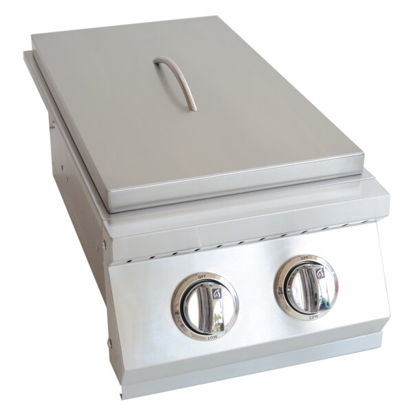 Double Side Burner by Kokomo Grills