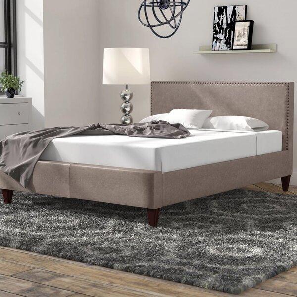 Elisavet Queen Upholstered Platform Bed By Brayden Studio by Brayden Studio Savings