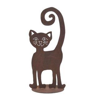 Cutlip That Cat Garden Art Statue