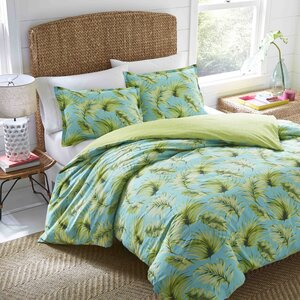 Gibsonia Cotton Reversible Comforter Set